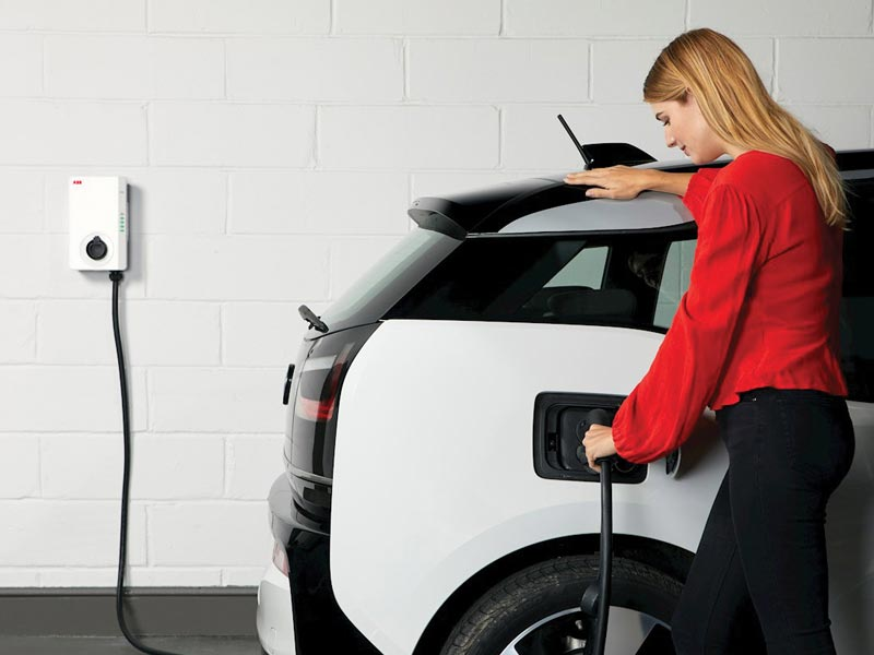EV Charging as a Service