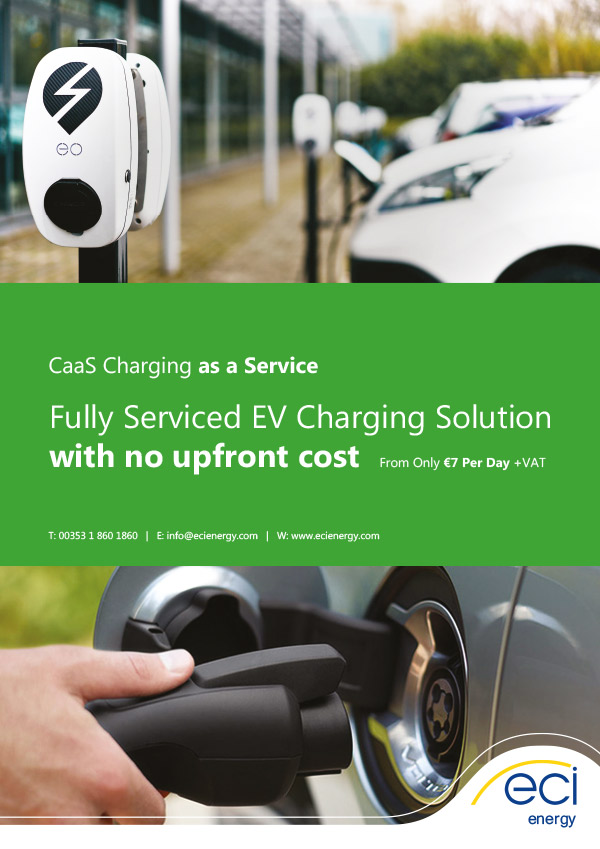 Electric Vehicle Charging as a Service